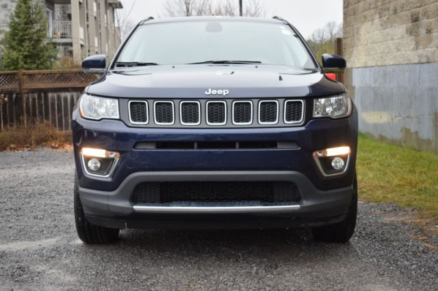 2018 Jeep Compass Limited  | 4X4 | LEATHER