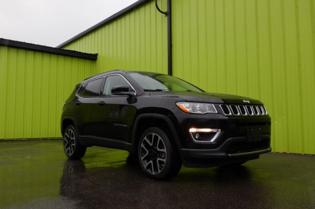 2018 Jeep Compass Limited  - Leather Seats -  Remote Start