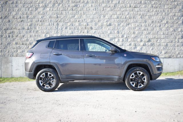 2018 Jeep Compass Trailhawk  | LEATHER | NAV |