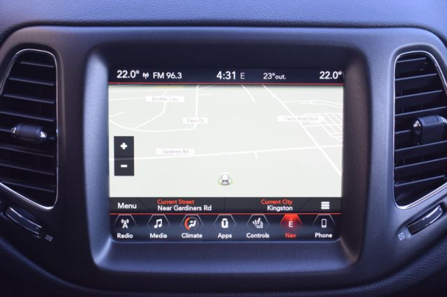 2018 Jeep Compass Trailhawk    LEATHER   NAV  