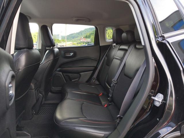 2018 Jeep Compass Trailhawk 4x4