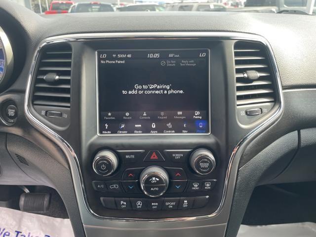 2018 Jeep Grand Cherokee Altitude 4x4 *Ltd Avail*