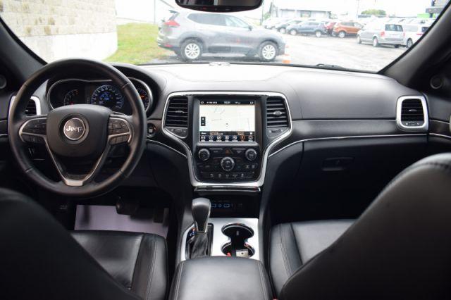 2018 Jeep Grand Cherokee Sterling Edition  - Navigation