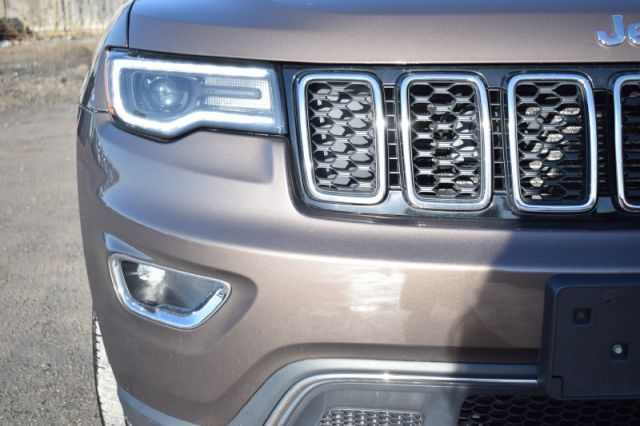 2018 Jeep Grand Cherokee Limited  | LEATHER | MOONROOF |