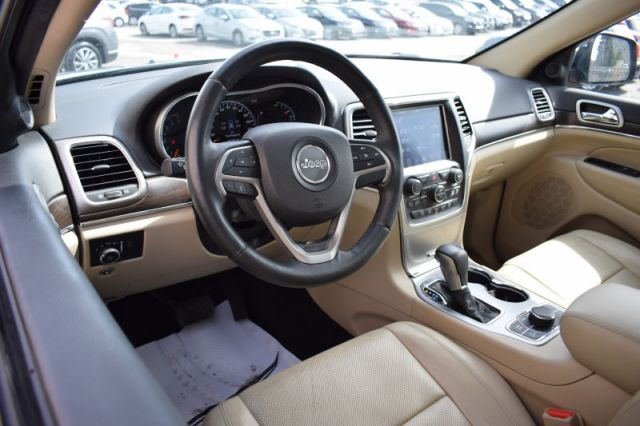 2018 Jeep Grand Cherokee Limited  | LEATHER | NAV |