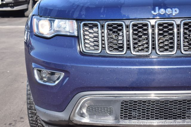 2018 Jeep Grand Cherokee Limited  | SUNROOF | LEATHER |