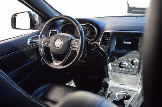 2018 Jeep Grand Cherokee Limited  | SUNROOF | LEATHER | DUAL CLIMATE |