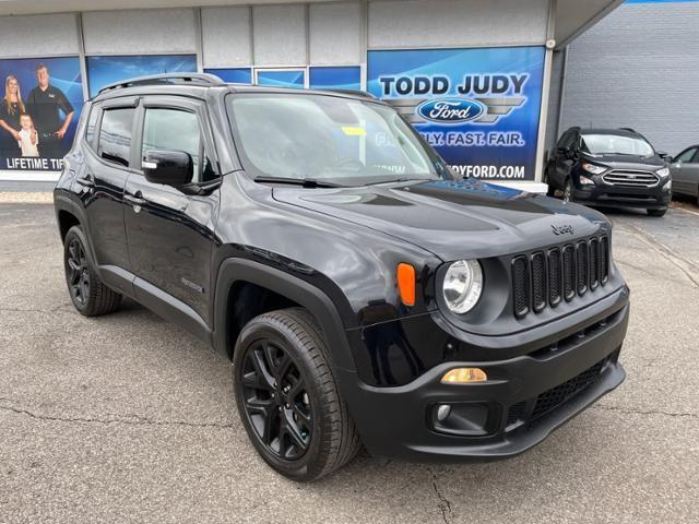 2018 Jeep Renegade Altitude 4x4