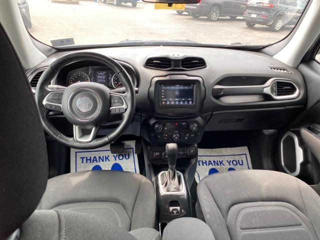 2018 Jeep Renegade Latitude 4x4