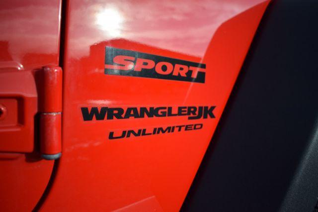 2018 Jeep Wrangler Unlimited Sport  | 4X4 | SIRIUSXM READY