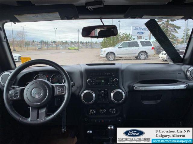 2018 Jeep Wrangler Unlimited Sahara  - $272 B/W