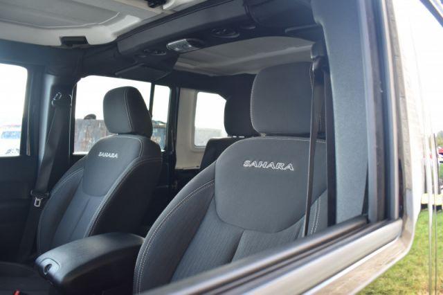 2018 Jeep Wrangler Unlimited Sahara    4X4   NAV