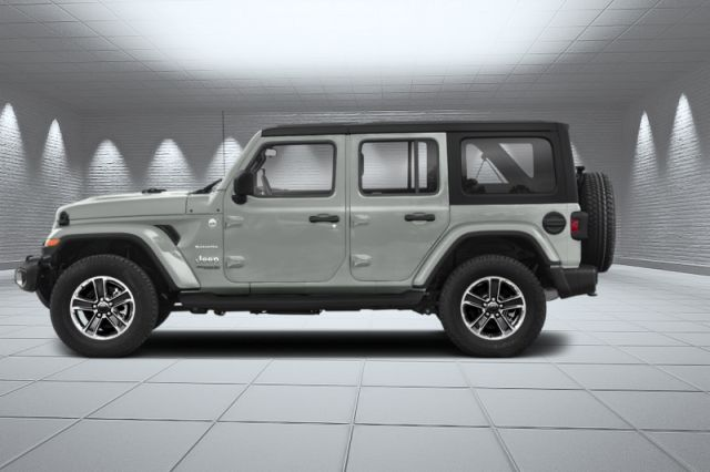 2018 Jeep Wrangler Unlimited Sahara  - Bluetooth
