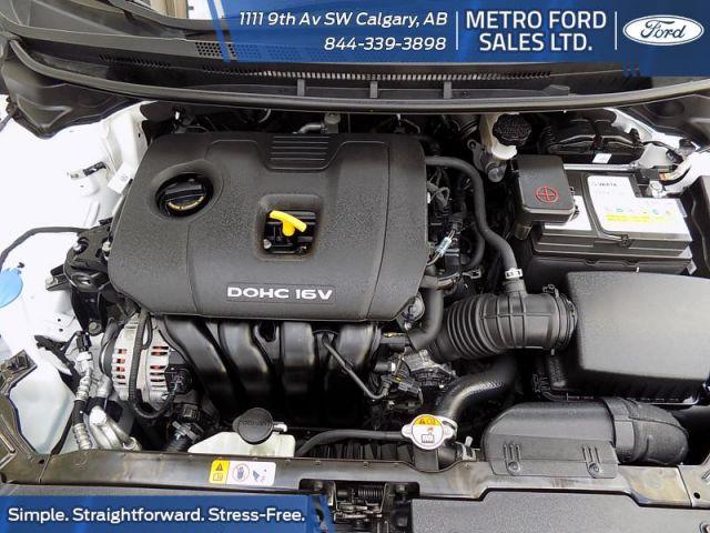 2018 Kia Forte LX Auto