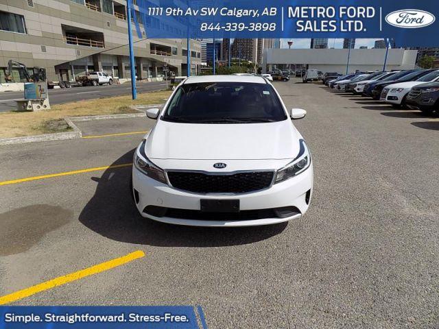 2018 Kia Forte LX Auto  - $111 B/W