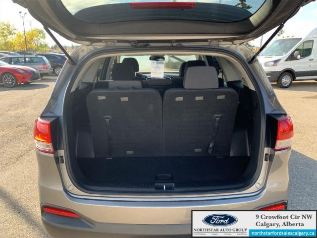 2018 Kia Sorento LX V6  |7 SEATER| CLOTH| ONE OWNER| - $174 B/W