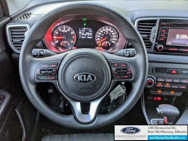 2018 Kia Sportage LX  |ASK ABOUT NO PAYMENTS FOR 120 DAYS OAC