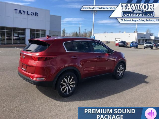 2018 Kia Sportage EX  - Leather Seats -  Heated Seats - $67.46 /Wk