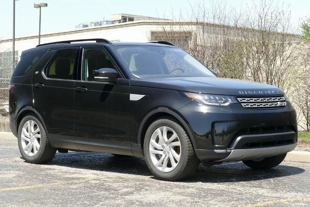 Land Rover Northfield >> New 2017 Discovery Details