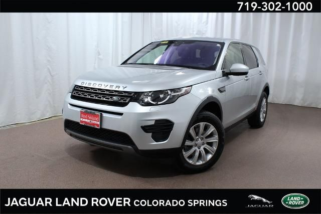 Certified Pre Owned 2018 Discovery Sport Details