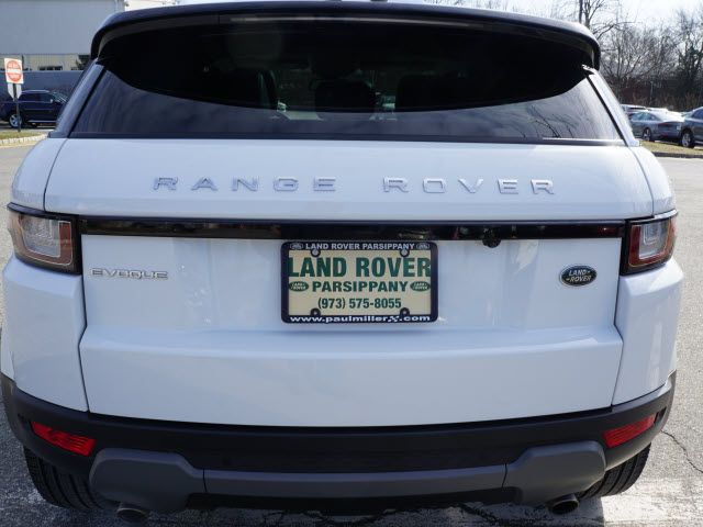 Certified Pre Owned 2018 Range Rover Evoque Details