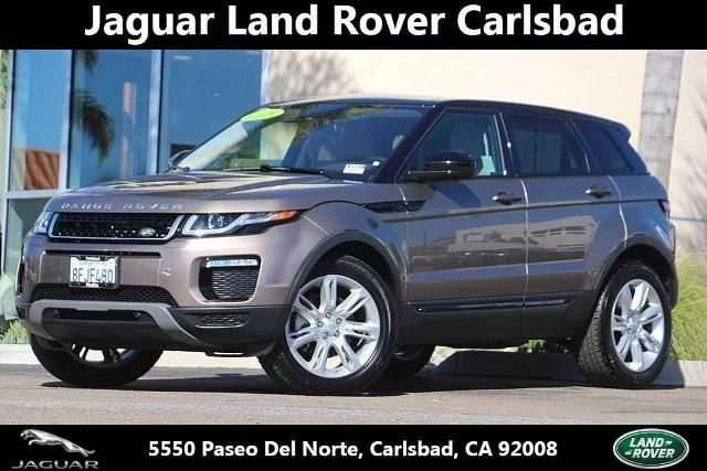 Land Rover Carlsbad >> Certified Pre Owned 2018 Range Rover Evoque Details