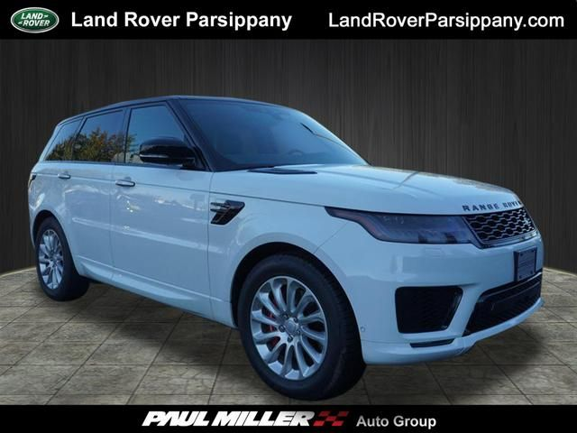 Certified Pre-Owned 2018 Range Rover Sport Details