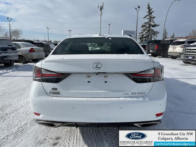 2018 Lexus GS GS 350  | F SPORT| NAV| SUNROOF| LEATHER| AWD| LOW KMS| - $341 B