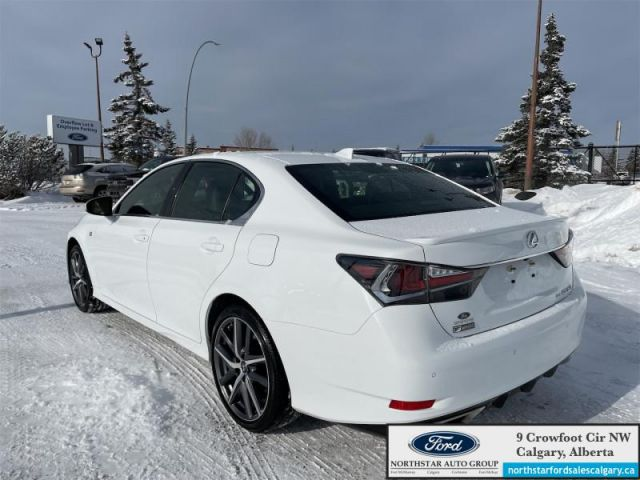 2018 Lexus GS GS 350  | F SPORT| NAV| SUNROOF| LEATHER| AWD| LOW KMS| - $341 B
