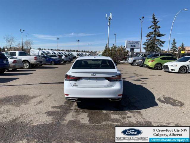 2018 Lexus GS GS 350    F SPORT  NAV  SUNROOF  LEATHER  AWD  LOW KMS  - $341 B