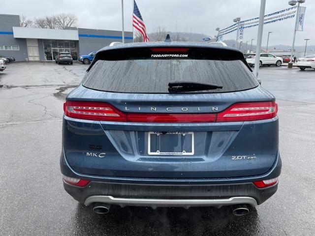 2018 Lincoln MKC Select AWD
