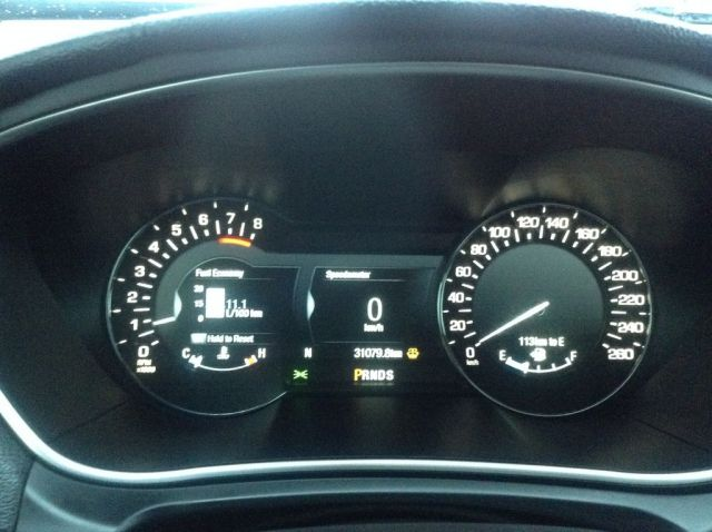 2018 Lincoln MKX 4 Door Sport Utility