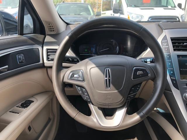 2018 Lincoln MKZ HYBRID Hybrid Premiere FWD