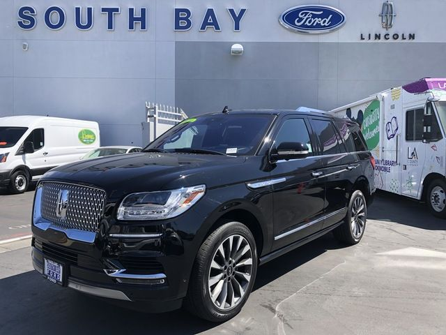 2018 Lincoln Navigator 4x2 Select
