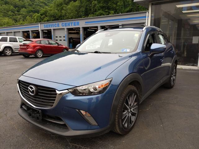 2018 Mazda CX-3 Touring AWD