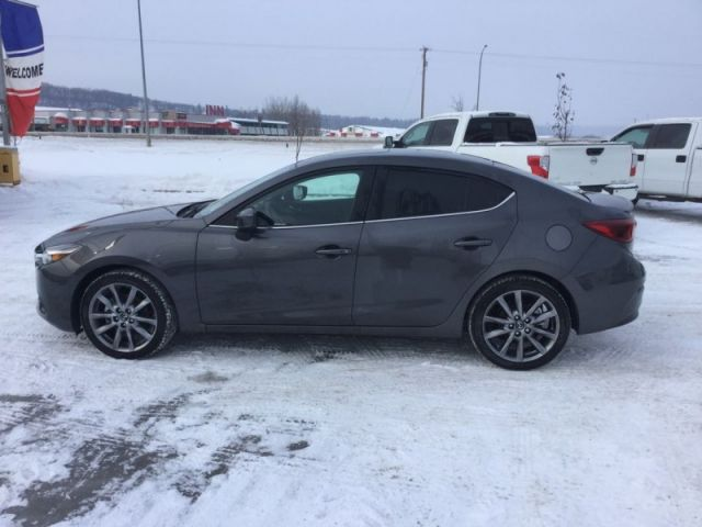 2018 Mazda Mazda3 GT  -  - Air - Rear Air - Low Mileage