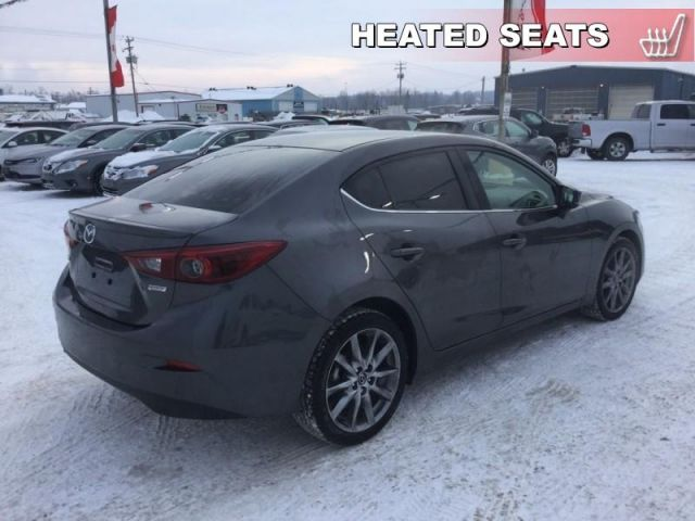 2018 Mazda Mazda3 GT  -  - Air - Rear Air - Low Mileage