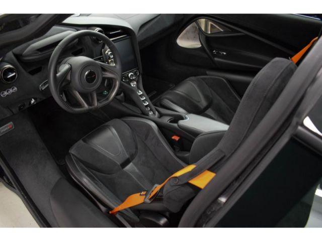 2018 McLaren 720S Performance    SPORT EXHAUST   STEALTH PACK