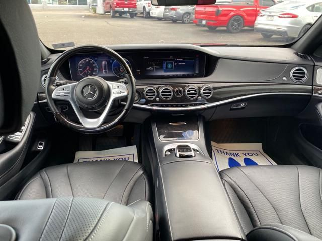 2018 Mercedes-Benz S-Class S 450 4MATIC Sedan