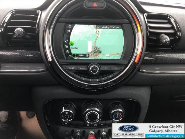 2018 MINI Clubman Cooper ALL4   LEATHER  NAV  SUNROOF  - $181 B/W