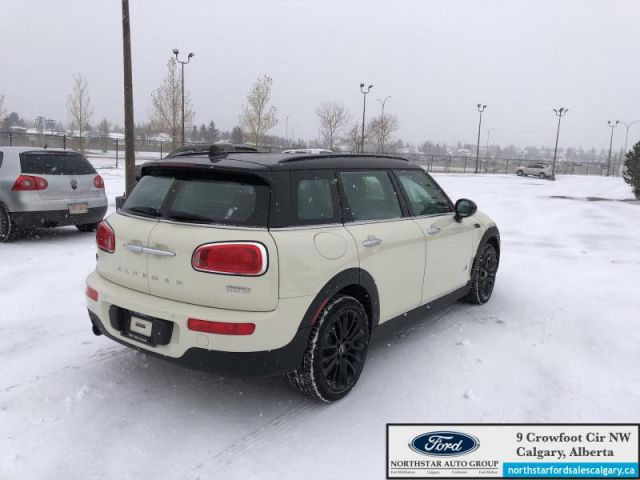 2018 MINI Clubman Cooper ALL4  | NEW YEAR SPECIAL|LEATHER| NAV| SUNROOF| - $181 B/