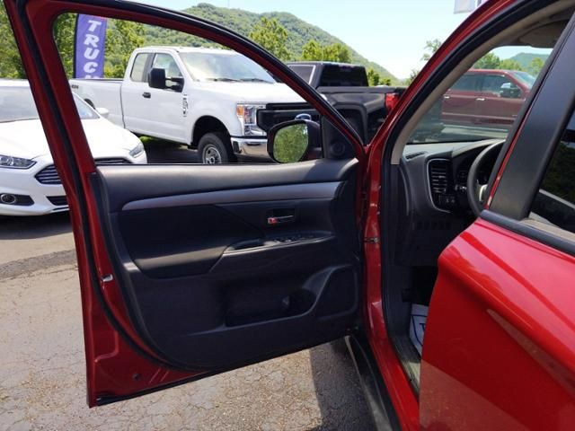 2018 Mitsubishi Outlander LE S-AWC