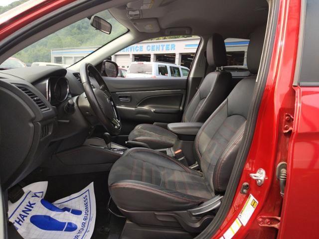 2018 Mitsubishi Outlander Sport SE 2.4 AWC CVT