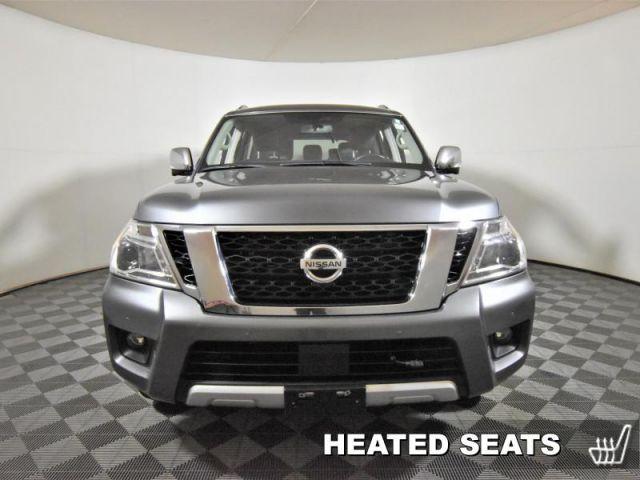 2018 Nissan Armada 4x4 Platinum