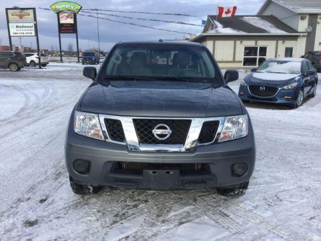 2018 Nissan Frontier SV  -  Bluetooth