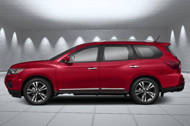 2018 Nissan Pathfinder 4x4 Platinum  - Sunroof