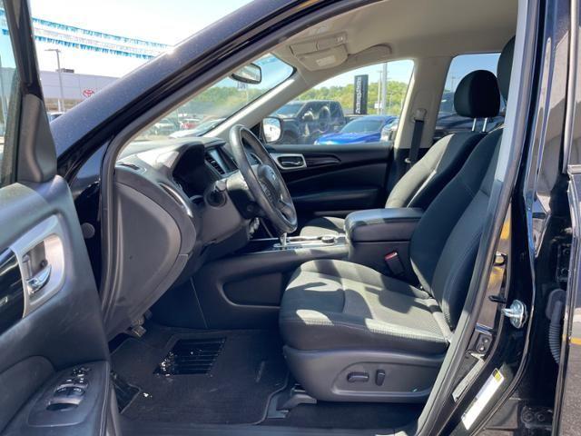 2018 Nissan Pathfinder 4x4 SV