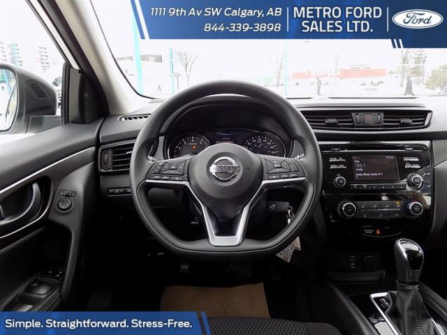 2018 Nissan Qashqai AWD S CVT  - $151 B/W