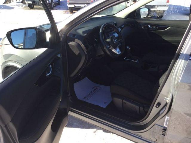 2018 Nissan Qashqai SV  -  - Air - Tilt