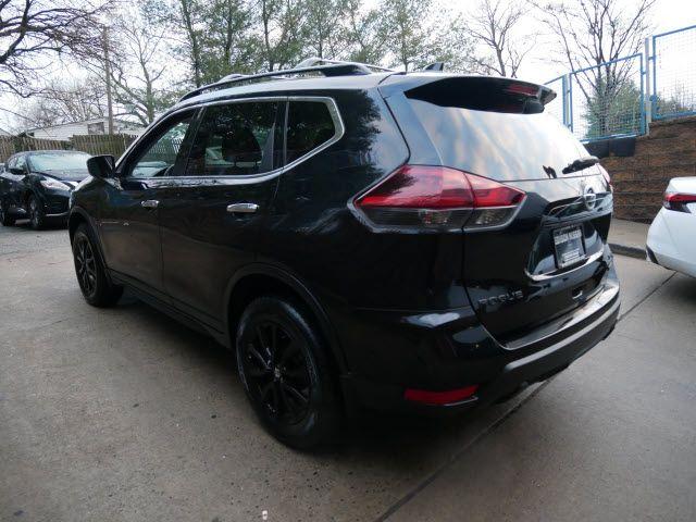 2018 Nissan Rogue SV Midnight